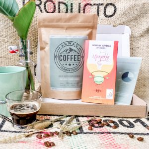 Koffie Chocolade Cadeau