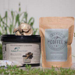 Koffie Growkit Cadeau